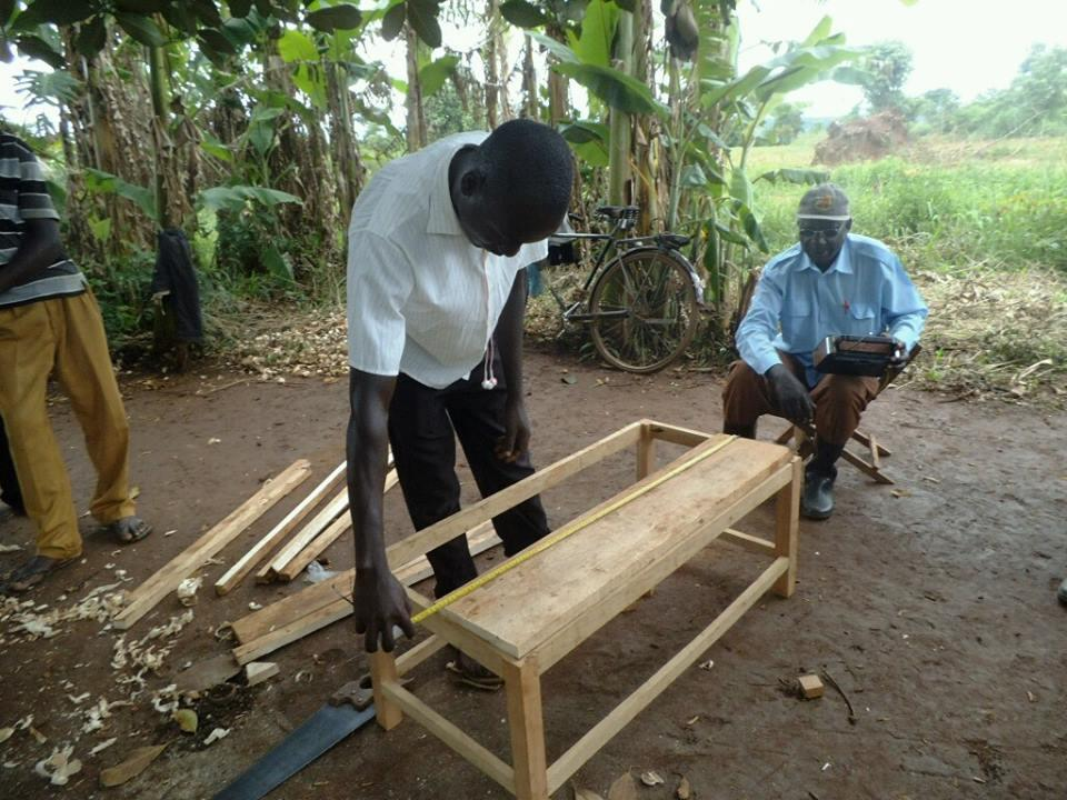Image for: Carpentry and Tailoring
