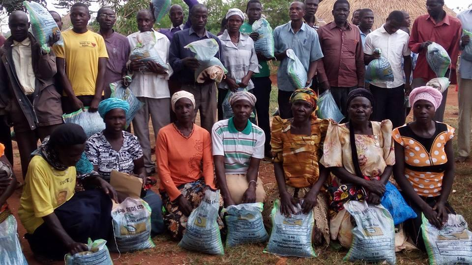 Image for: Equipping a community for the Jospeh Project